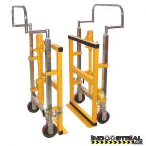 Carretillas gemelas Twin trolley 1800 Kgs