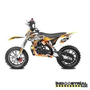 Dirt Bike GAZELLE 49 CC | Naranja